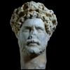 Μουσειακή παρουσίαση πορτραίτου του Αδριανού στο Μουσείο Ακρόπολης