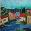 Αλίνα Μάτσα: Οι χρωματιστές εικόνες της φαντασίας και της μνήμης