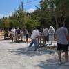 Εργαστήρια γλυπτικής σε συνεργασία με το κέντρο «Απεξάρτηση»
