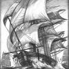 Κατερίνα Χαδουλού – «Οι Ψηλοκάραβοι»