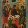 Εικόνες από την Πινακοθήκη Τρετιακόφ στο Βυζαντινό Μουσείο