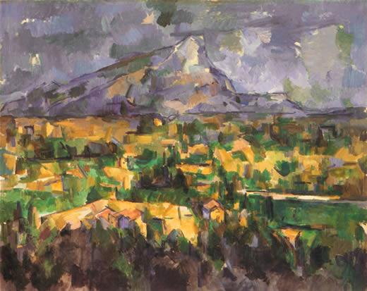 13 Το βουνό Sainte Victoire 1902-1904