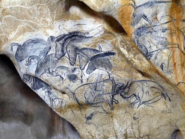 Η σκηνή με τα άλογα  photo by SYCPA