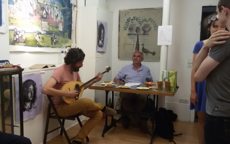 Κωνσταντίνος Παπαργύρης: Ευγενική, Σωτήρια Τέχνη
