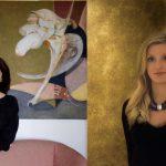 Βίβιαν Χαλκίδη – Αμήλια Παπαγεωργίου: Ο άνθρωπος απελευθερώνεται από φοβίες και επιθυμίες όταν επιλέγει να τις εκφράσει μέσα από την τέχνη