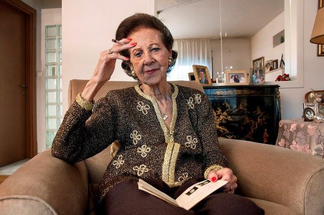 ΑΡΤΕΜΙΣ ΑΛΚΑΛΑΗ Nina Benroubi