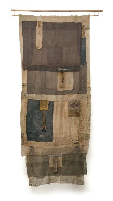 ΕΙΡΗΝΗ ΓΚΟΝΟΥ - apotropaic cloth