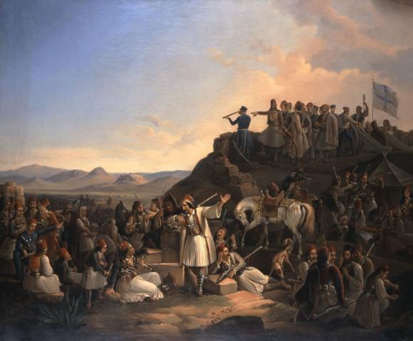 ΘΕΟΔΩΡΟΣ ΒΡΥΖΑΚΗΣ - Στρατόπεδο Καραϊσκάκη
