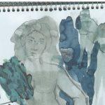 Κωνσταντίνος Παπαργύρης, κόσμοι και ψίθυροι στο Παρίσι