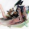 Τρεις καλλιτέχνες της alma στην FRAME Art Basel 2019