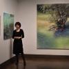 Για τη ζωγραφική της φύσης, συζητούν η Χρύσα Βέργη με τον Κώστα Καζαμιάκη