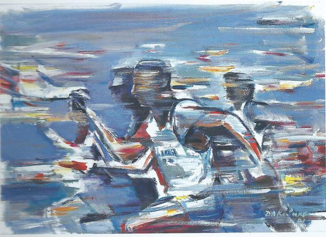 ΚΟΥΚΟΣ ΔΗΜΗΤΡΗΣ, ΑΓΩΝΙΣΜΑΤΑ , ΣΤΙΒΟΣ 2004