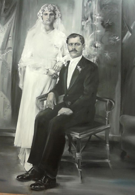 3 YIANNIS AND BRIDE