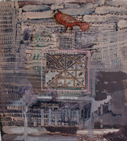 Papargyris, Bird (Columna est extend)
