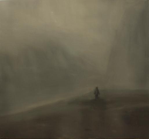 21,grow up,oil on canvas 130x140cm
