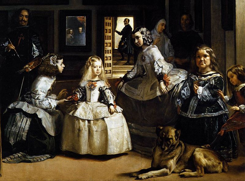 Diego Velázquez -Las Meninas