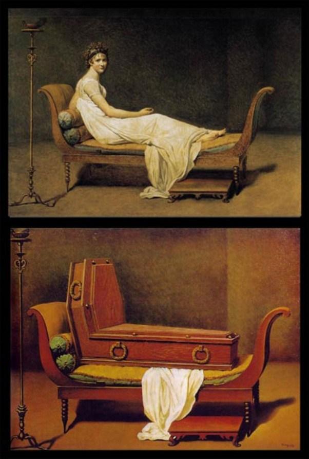 david-portrait_of_madame_recamier-magritte