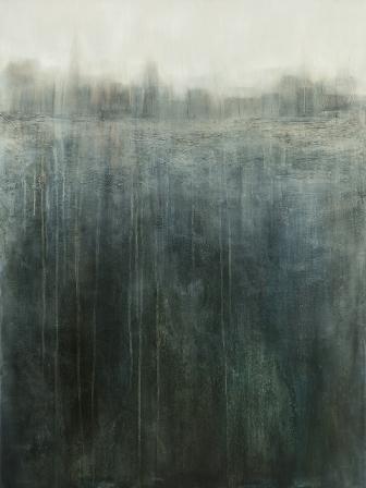 Ξανθιππη Τσαλίμη the city -        - 75x100cm - 30'x040'inches