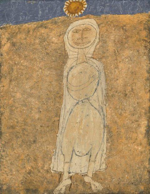 ΖΑΝ ΦΙΛΙΠ ΝΤΙΜΠΙΦΕ The Grand Arab , 1947