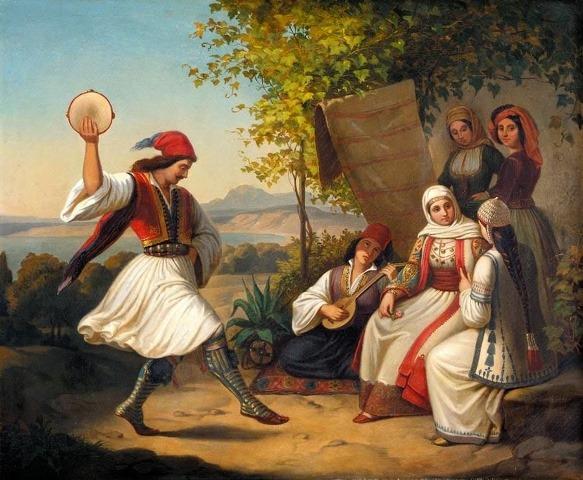 ΘΕΟΔΩΡΟΣ ΒΡΥΖΑΚΗΣ - Ελληνικός χορός