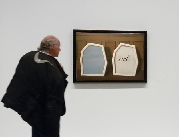 René Magritte - «Η εξαπάτηση των εικόνων» ΕΚΘΕΣΗ 6