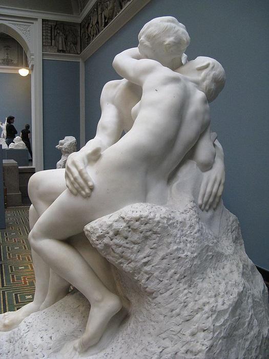 Auguste Rodin Το φιλί