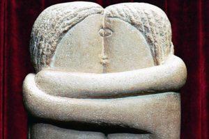 Constantin Brancusi Το φιλί