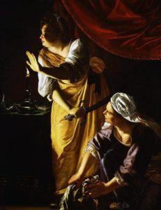 Η Ιουδίθ και η υπηρέτρια της , 1625, Ινστιτούτο Τεχνών του Ντιτρόιτ