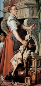 Pieter Aertsen - Μαγείρισσα, 1559