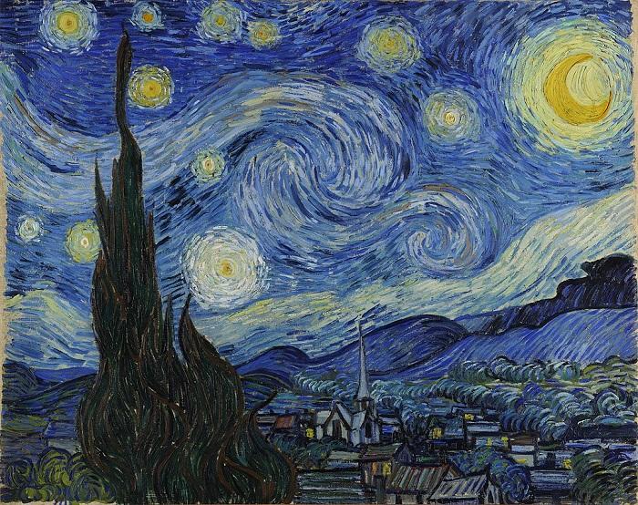 Βαν Γκογκ - Starry Night