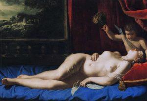 Αφροδίτη και Έρως. 1625 Μουσείο Καλών Τεχνών της Βιρτζίνια