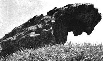 Ο βράχος του ύπνου στο Creus