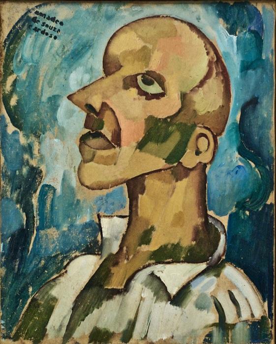 Amadeo de Souza Cardoso Φτωχός και πένης 1914-1915