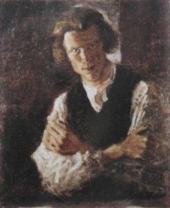 Kubist Bohumi Αυτοπροσωπογραφία (1904-05)