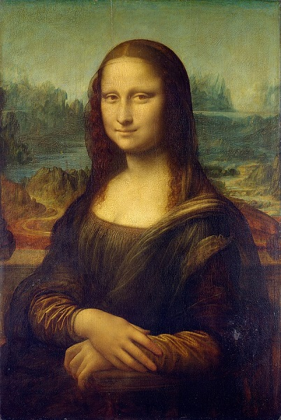 Λεονάρτνο Νταβιντσι - Mona Lisa (1503 - 1519)