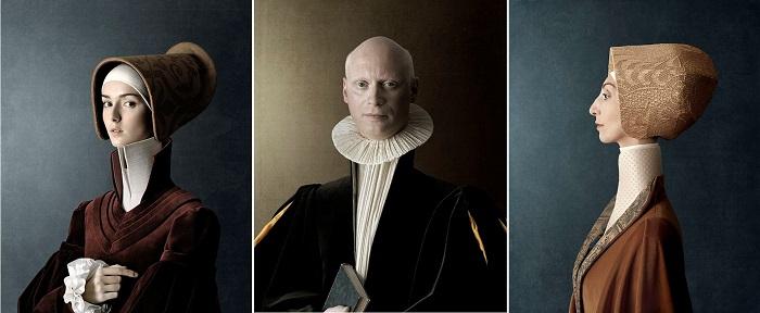 Παλαιότερα πορτρέτα του Christian Tagliavini