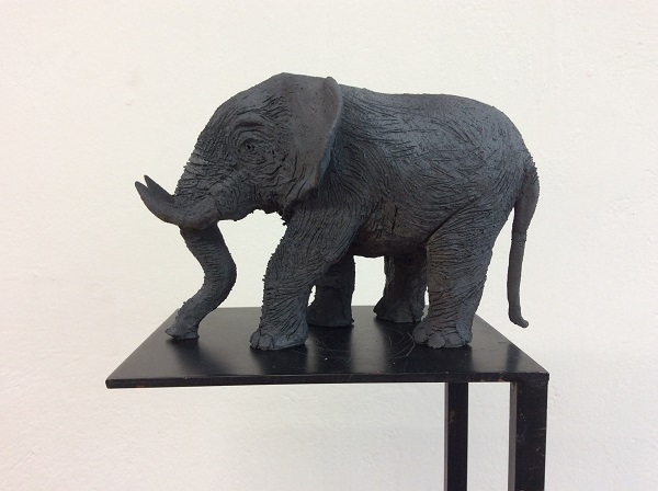 The end of the game_Elephant
