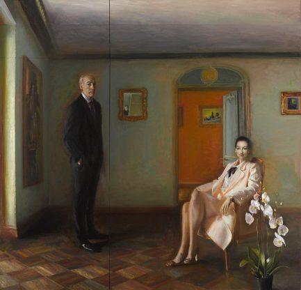 Βασίλης και Ελίζας Γουλανδρή